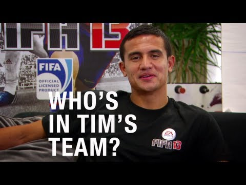 FIFA 13 Ultimate Team | Tim Cahill's Ultimate 11