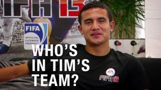 FIFA 13 Ultimate Team | Tim Cahill's Ultimate 11 thumbnail