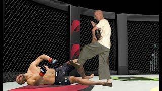 ВИН ЧУН против КИКБОКСИНГА! Вин Чун победил!