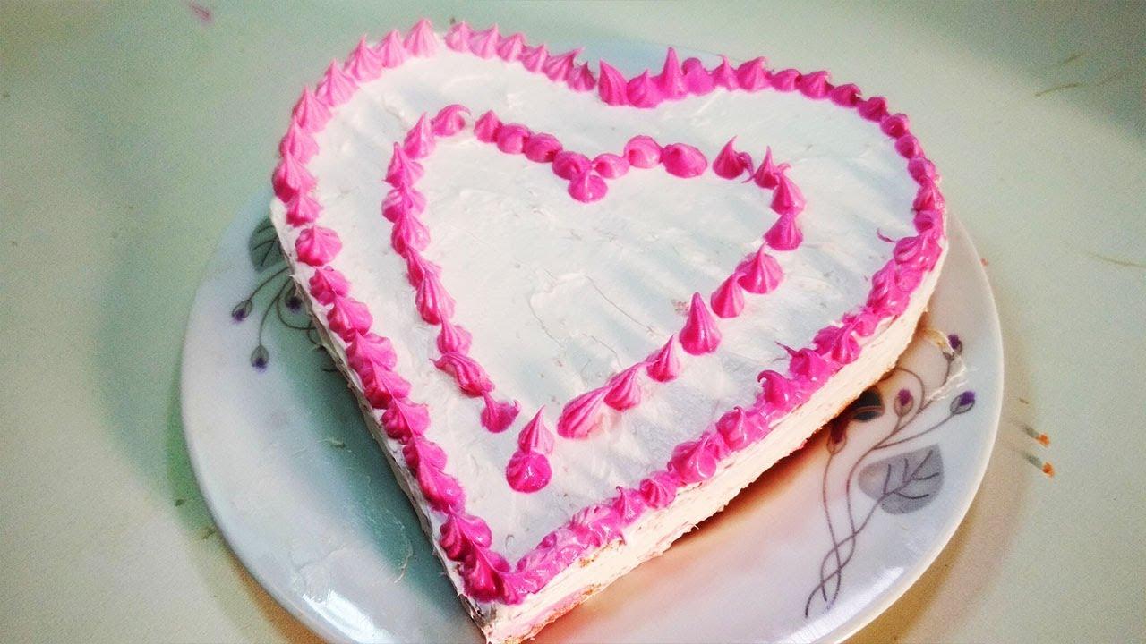 এটা কি জন্মদিনের কেক Easy Happy Birthday Cake Recipes