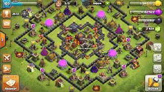 Clash of Clans EXTREME Looting 10 MILLION in 30 Minutes 2018