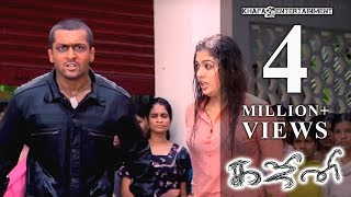 Ghajini Tamil Movie   Scenes   End Credit Climax Suriya Beat Pradeep Rawt