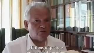 Татуировки на зоне. Российские преступные татуировки. Печать Каина