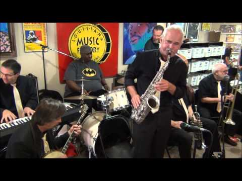 Maryland Jazz Band of Cologne feat. Gerald French @ Louisiana Music Factory JazzFest 2014