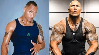 The Rock Transformation 2018 | From 1 To 46 Years Old