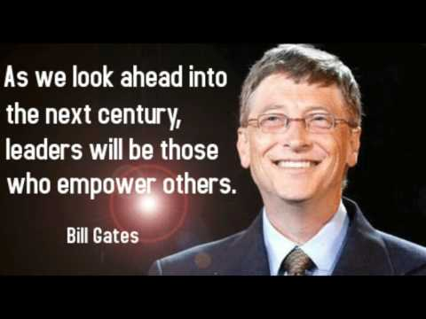 Bill Gates || American business magnate || LEGENDS QUOTES || maker of  MICROSOFT.