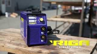 Сварочный инвертор RIGA 250(Сварочный инвертор RIGA 250 - доступная по цене модель надежного сварочного инвертора., 2015-06-18T18:23:07.000Z)