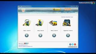 Recover erased data using DDR Memory Card Recovery Software