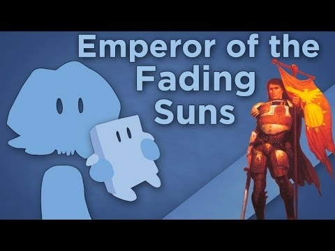 James Recommends - Emperor of the Fading Suns - 4X Space Opera Strategy Game