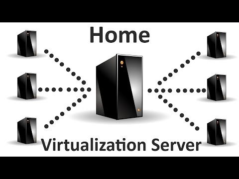 DIY Cheap Home Virtual Environment Server