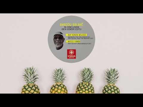 Amadou Balaké - Bar Konon Mousso (Musicien C'est Pas Quelqu'un) (Ben Gomori N'est Pas Musicien Edit