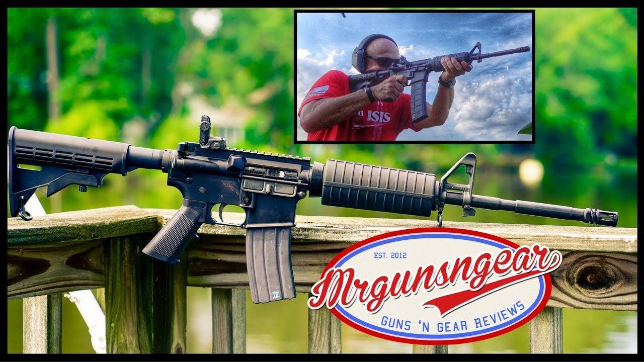 Palmetto State Armory Nitride Freedom AR-15 Review: Best Value AR-15?