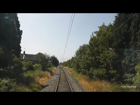 St Albans Abbey to Watford Junction *Drivers Eye View* | London Midland Class 321
