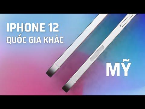 iPhone 12 thị trường Mỹ có gì khác biệt?