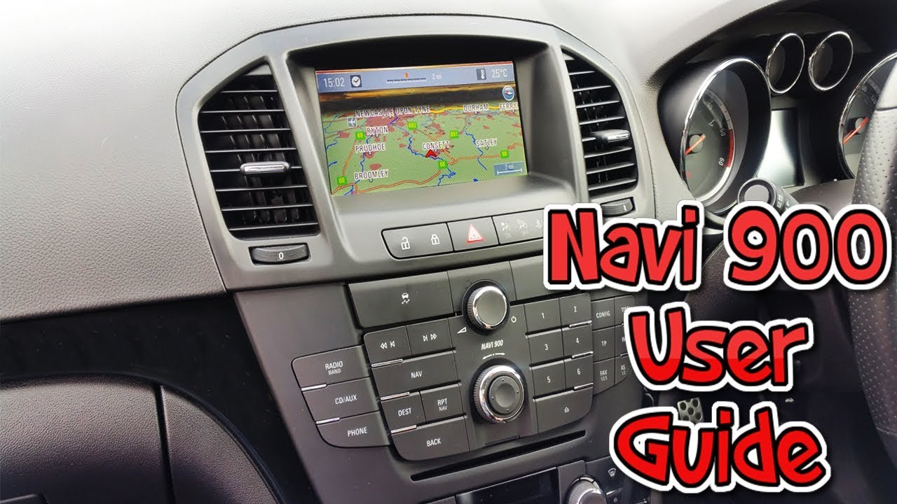 vauxhall navi 900 infotainment system user guide opel. Black Bedroom Furniture Sets. Home Design Ideas