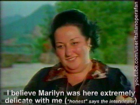 Montserrat Caballé - Marilyn Horne - Une histoire d'amitié - A friendship story
