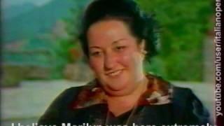 Montserrat Caballe Marilyn Horne Une Histoire Damitie A Friendship