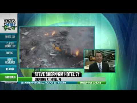 TV Interview with Hotel 71 GM Steve Shern