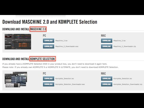 Native instruments maschine 2 full version [free download]