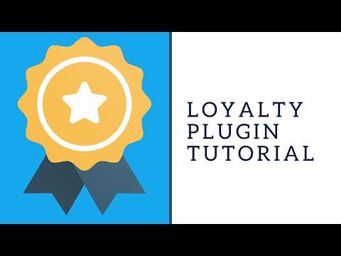 Loyalty Plugin Tutorial