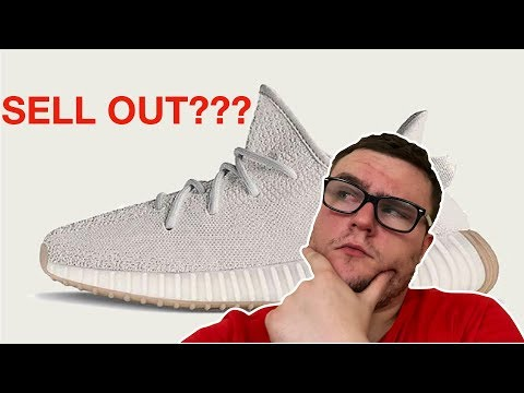 YEEZY 350 V2 SESAME WILL THEY SELL OUT???