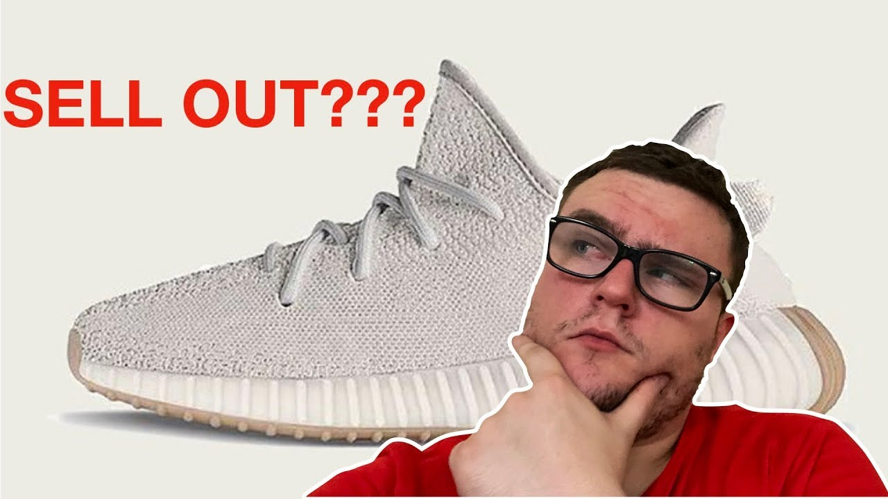 71943190d YEEZY 350 V2 SESAME WILL THEY SELL OUT    - YouTube