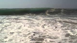 Zihuataneho beach Mexico, dangerous tsunami !
