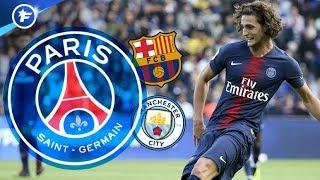 Adrien Rabiot choisit de rester au PSG mais...   Revue de presse