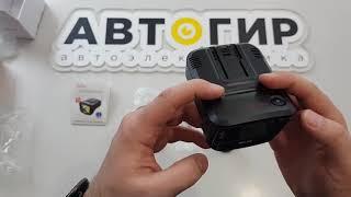 Видеообзор комбоустройства SHO-ME COMBO №5 A12 от Avtogear.ru