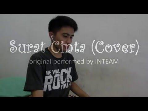 Cover Lagu : #SuratCinta (Inteam)