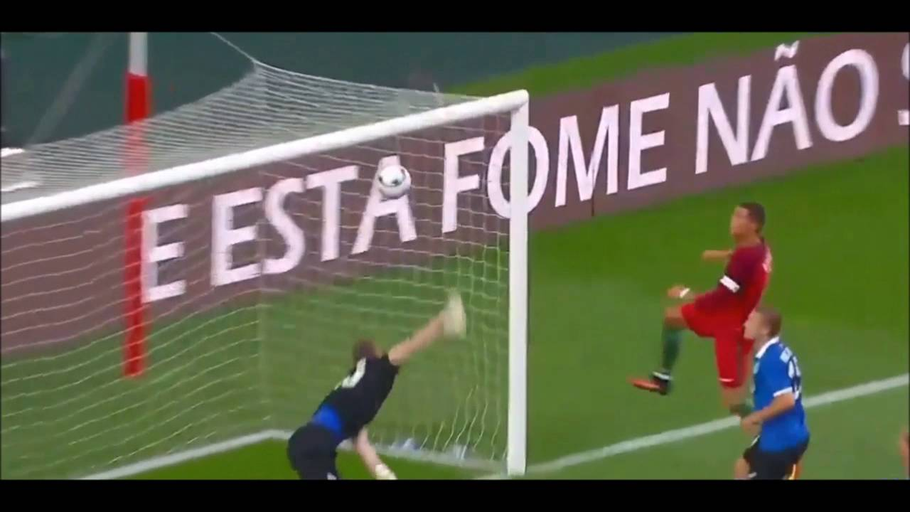 Ricardo Quaresma Goals   Assists II Portugal 7 - 0 Estonia 08.06.16 ... 0d601f3e31665