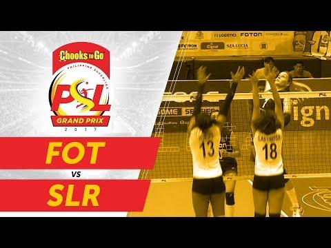 Quarterfinals: Foton vs. Sta. Lucia | Chooks-to-Go PSL Grand Prix 2017