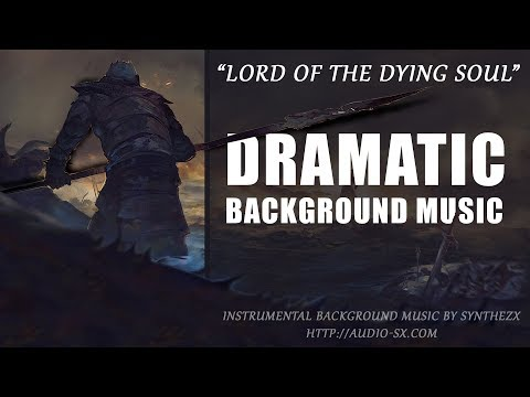 LORD OF THE DYING SOUL  / Background music / Epic music by Synthezx