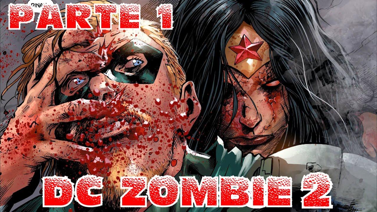 DC ZOMBIE 2 (Planeta Muerto) - PARTE 1 - alejozaaap