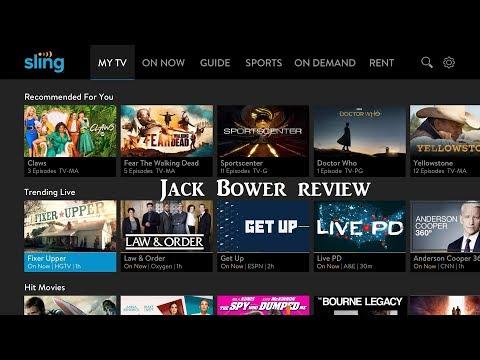 Sling $15 IPTV review