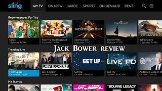 Sling 15 IPTV review