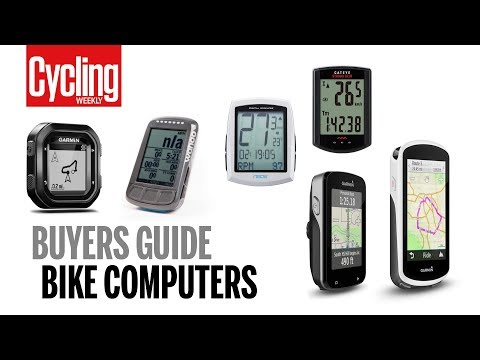 Bike Computers Buyer's Guide | Cycling Weekly