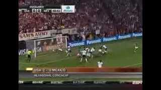 Megadeportes 19 - Resultados CONCACAF
