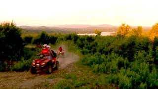 Fisher's ATV World - Great North Woods, NH (FULL)