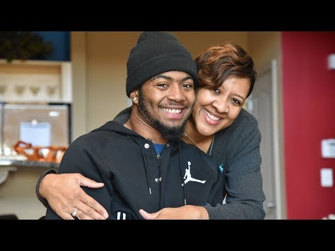 WATCH: Devon Gales WALKS for the First Time in 2 Years After Being Paralyzed