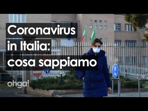 Coronavirus in Italia: che cosa sappiamo sull'emergenza che ha già causato la morte di due persone