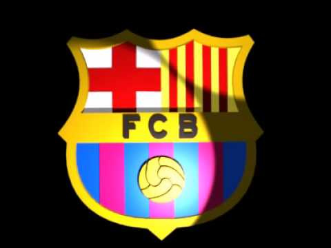 Futbol Club Barcelona In 3D Blaugrana