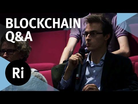 Q&A: Blockchain: Hope or Hype? - John Domingue & Sajida Zouarhi