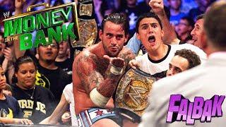 WWE Money in the Bank 2011 Retro Review   Falbak