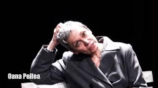 După spectacol - N(aum) cu Oana Pellea și Cristina Casian, regia Mariana Cămărășan