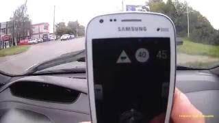 видео GPS+антирадар