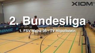 2. Bundesliga | 1. FSV Mainz 05 - TV Hilpoltstein | Highlights