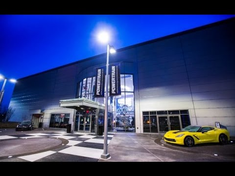 GM Powertrain Performance & Racing Center Tour, Pontiac, Michigan, USA - Unravel Travel TV