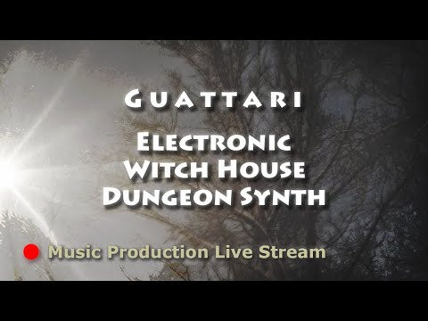 TRACK FROM SCRATCH | Ableton | Dungeon Synth // Witch House // Chillstep