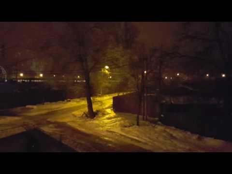 Голицыно 11 ноября 2016 электричка